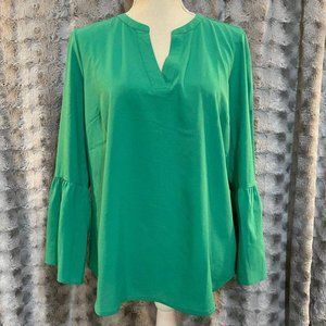 J.Crew Pullover Long Sleeve Blouse Size Medium